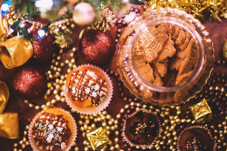 Vánoce jídlo