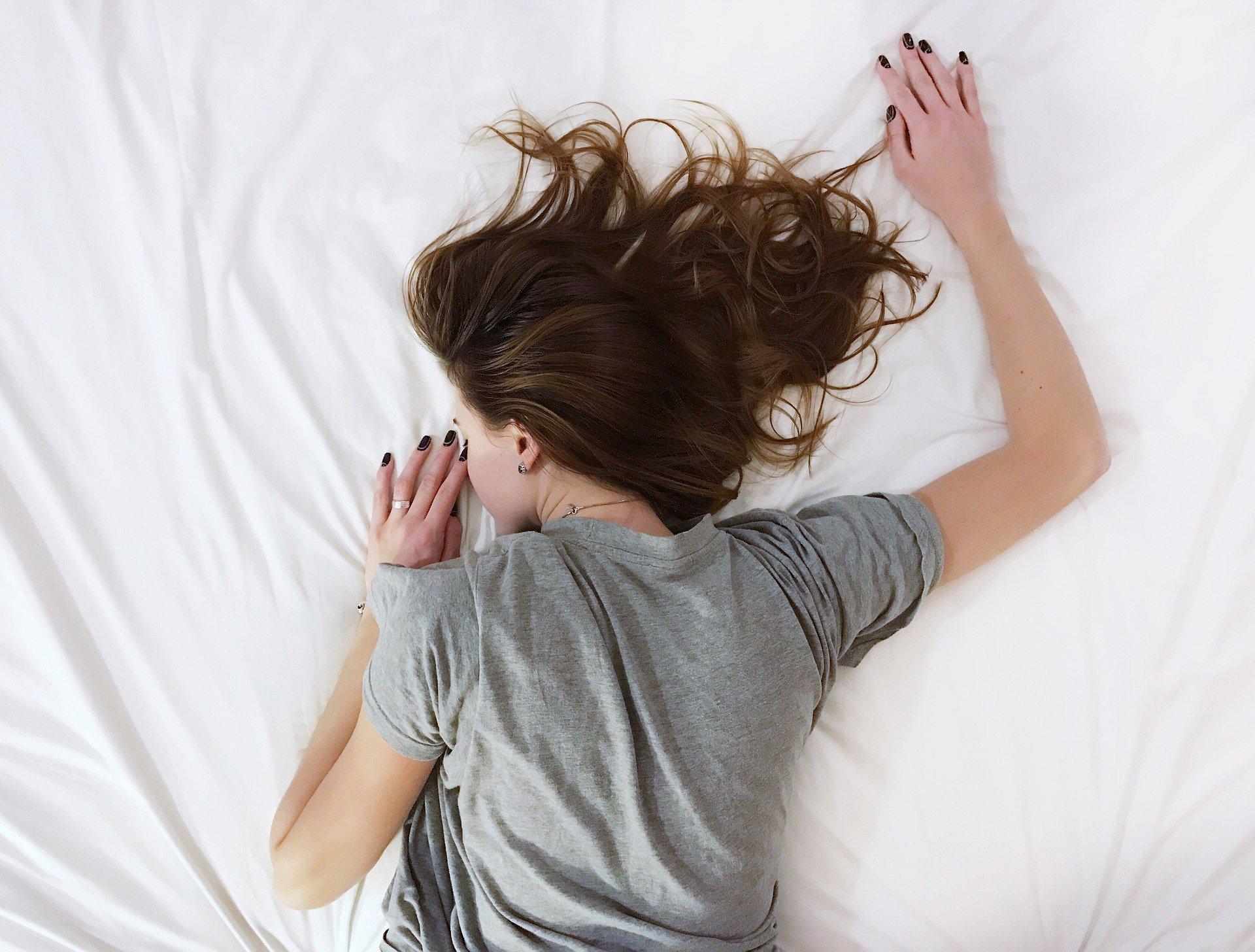 Vliv spánku navývoj tělesné hmotnosti